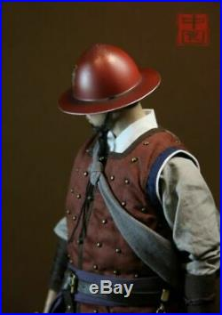 1/6 ZOY TOYS Wanli Korean War Ming Army Male Soldier Figure ZOY004 Collectible