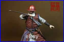 1/6 ZOY TOYS ZOY004 Wanli Korean War Ming Army Solider Figure Toy Collectible