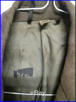 101st 501st Airborne Post-WW2 Korean War US Army Ike Jacket Uniform Patch Oval