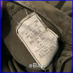 1948 Korean War Aviator Us Overcoat Parka, Pile Liner, Qm 11476