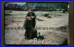 1950's Korean War Slides Kodachrome 200+ History 45th infantry War Memorabilia