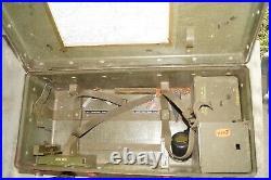 1950s 60s US Army Military Korean Vietnam War Mine Detecting Set Field Gear