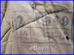 1950s Chinese Army Female Winter Tunic Post Korean War