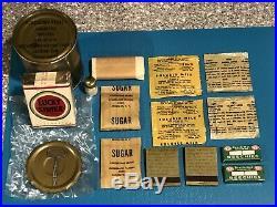 1951 Korean War Accessory Packet C Ration. Near Perfect