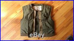 1952 Korean War era M52 flak jacket