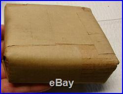 1952-US WW2 Korean War M1 Carbine Butt Plates-Full Un-Opened Pk of 20 -1952