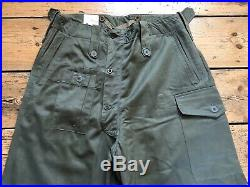 1953 Pattern British Army Cold Weather Trousers Korean War NOS