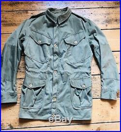 1953 Pattern British Combat Smock Korean War Jacket