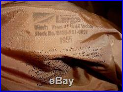 1957 Korean War era Field jacket U. S. Army Cold Weather Jacket hood and liner