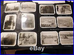 289 Photos Album Korean War 1953 519th Military Police Battalion Black Soldier