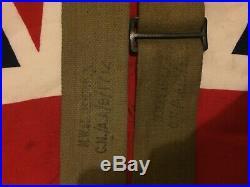 37 pattern webbing full set post ww2 Korean war unissued