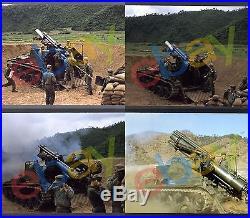 50 Korean War 1952 35mm Slide LOT REAL 4077 MASH 8055th Unit O. R. Artillery
