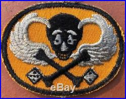 ASMIC 100 & Quality Collection Korean War 7th Ranger Company Airborne patch