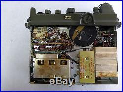 An/prc-9a Military Radio Transceiver Rt-175a/prc-9 Korean War Vintage Scarce