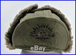 Australian Army Korean War Issue M51 Field Pile Cap with Badge