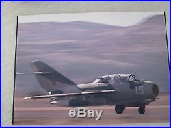 Authentic Original MiG 15 Flight Stick Korean War Working Buttons