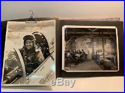 Big Korean War Photo Album, 58th & 136th & 111th Fighter-Bomber Group Air Force