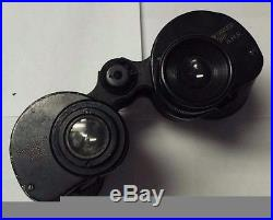 Binocular M3 Nash Kelvinator Corp. 1943 HMR 6 x 30 ww2,1950 Korean war used