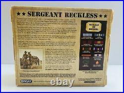 Breyer Horse #1493 Sergeant Reckless (korean War) Unopened Sealed Box