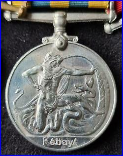 British WW2 & Korean War Royal Navy Group of Seven
