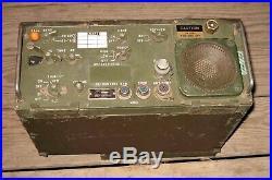 C1950s KOREAN WAR VIETNAM RT 524A VRC Military HUMVEE Receiver-Transmitter Radio