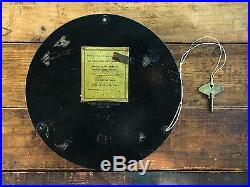 Chelsea U. S. Military War Clock 10.5in 1956 -korean War / Cold War Era 24hr