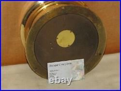 Chelsea Vintage Ships Bell Clock6dial1952korean Warrestored