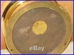 Chelsea Vintage Ships Bell Clock6dialkorean Warluminous Dial1952
