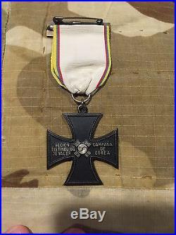 Columbian Korean War Valor Cross