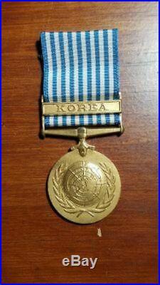 Dutch (Netherlands) UN Korean War Campaign medal