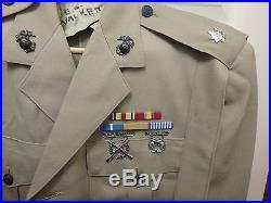 Estate Find, Last Of Korean War Vet Lt. Col. Walker Uniforms And More