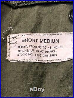 Estate Find M51 US Army Field Jacket Korean War