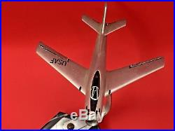 F-86 versus MiG-15 Korean War Era Ashtray One-Of-A-Kind