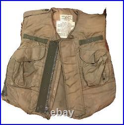 Flack Vest, M-1952, Vietnam/Korean War Era
