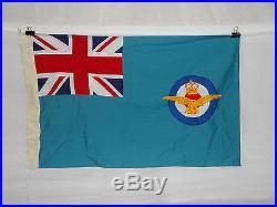 Flag139 Korean war era RAF Royal Air Force flag