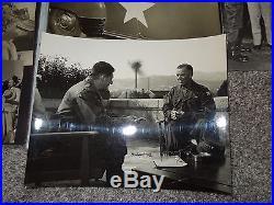 General James Van Fleet Personal Photo Lot Korean War US Army Commander