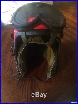 Gentex H-4 USN Flight Helmet Korean War