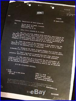 John McCone AEC CIA USAF C-119 C-123 Korean War scandal documents