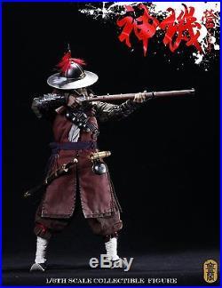 KLG005 1/6 Collectible Figure Korean War Camp Musketeer