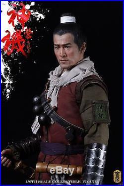 KLG005 1/6 Scale Korean War Camp Musketeer Collectible Figure