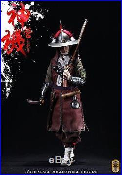 KLG005 Korean War Collectible Figure 1/6 Camp Musketeer