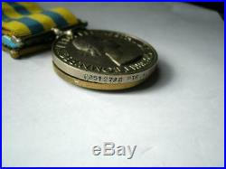 Korea 1950 1953 British & UN Korean War medal pair Pte Thompson RAMC