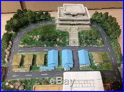 Korea Panmunjom Miniature Maquette Figure Statue Korean War Military JSA DMZ