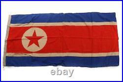 Korean Naval Flag Post Korean War (Soviet Made)