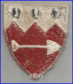 Korean War 199th Engineer Construction Battalion Patch Inv# A447