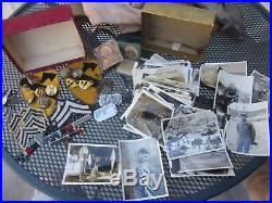 Korean War 1st Cavalry Division Lot Photos, DI Set, Patches, Rank, Dog Tags