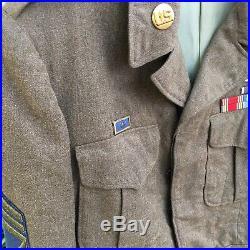 Korean War 2nd ID Ike Jacket