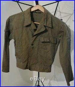 Korean War Air Force Tour Jacket