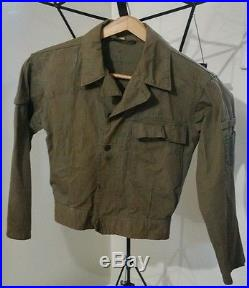 Korean War Air Force Tour Jacket