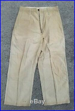 Korean War Captured Chinese Communist summer trousers uniform PVA KPA Nork